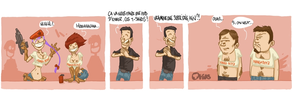 STRIPS DE MATHIAS